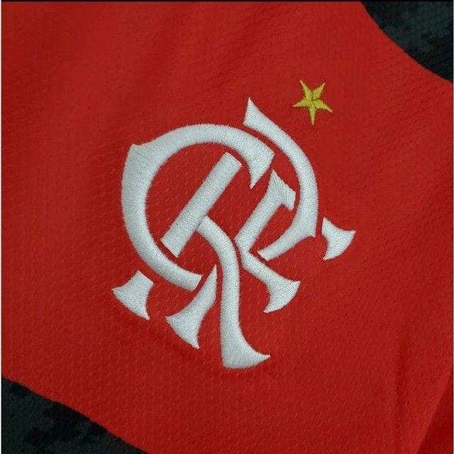 Camisa Tailandesa Flamengo 21/22 - Foto 3