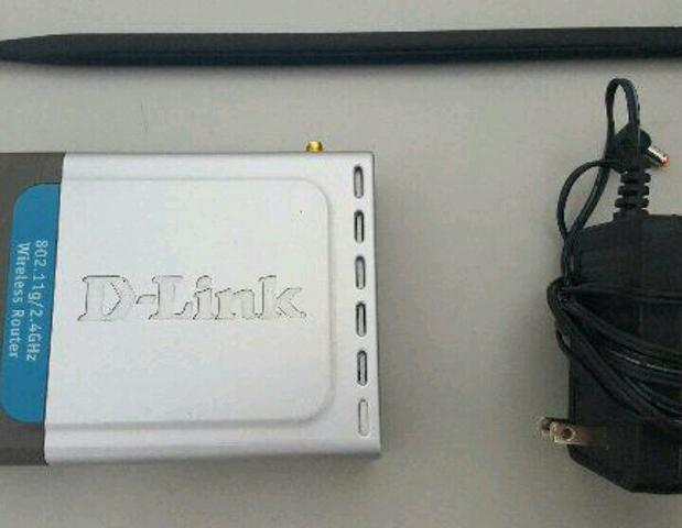 Roteador wireless D-link
