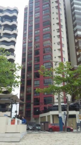Apto Frente MAR, Balneario Camboriu Apartamento 1 quarto.Garagem, 3º andar, Mobiliado