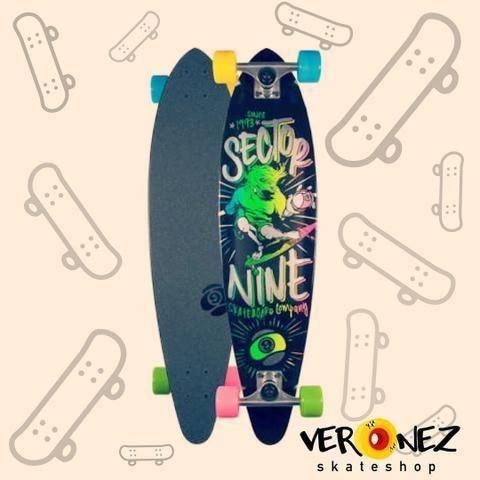 Longboard Skate Sector 9 the Swift novo