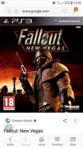 Fallout new vegas de ps3