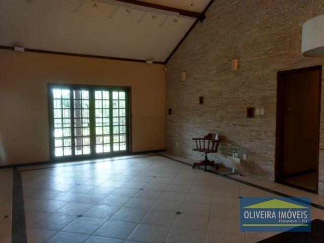 Casa fora de condomínio Petrópolis, Itaipava - Foto 20