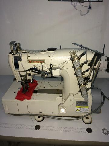 Maquina Galoneira Industrial Singer