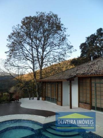 Casa fora de condomínio Petrópolis, Itaipava - Foto 3