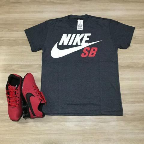 Camisetas Adidas e Nike