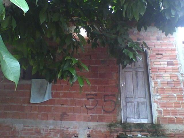 Vendo uma casa na Rua Alvorada Bairro Vitória