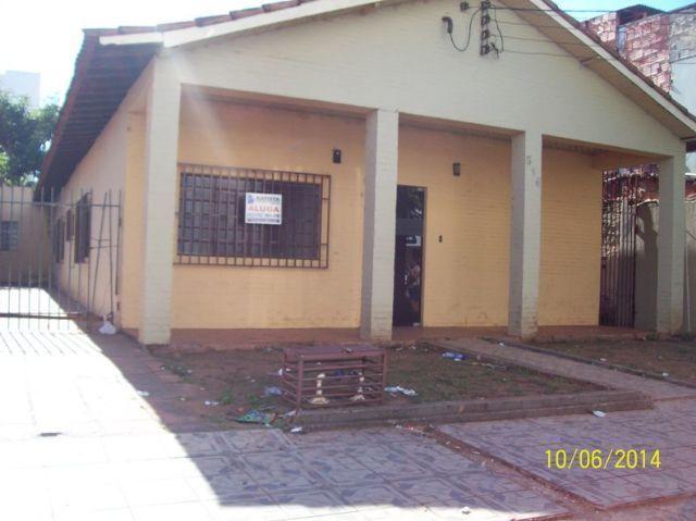 Aluga-se imóvel comercial no centro de Rondonópolis/MT