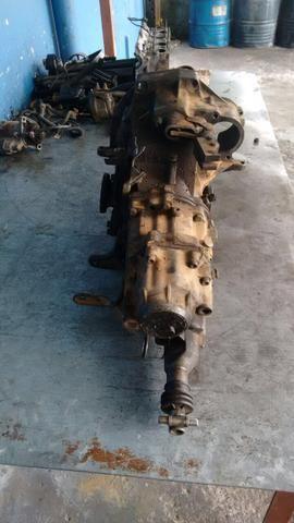 Caixa de marcha Parati 16v turbo