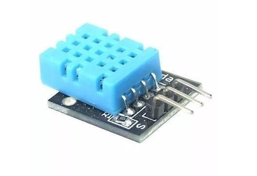 COD-AM71 Modulo Sensor Umidade E Temperatura - etb Arduino Esp8266-Pic Automação - Foto 2