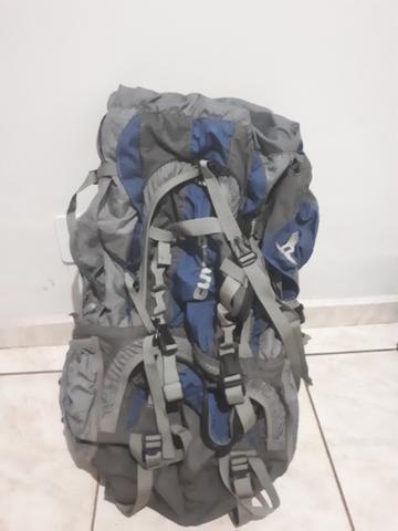 5faee36d1 Mochila cargueira curtlo mountaineer 60+15l - Bolsas, malas e ...