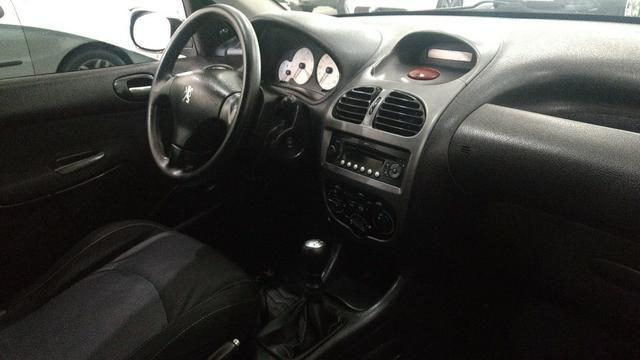 Peugeot 206 Escapade 1.6 flex completa! 100% - Foto 5