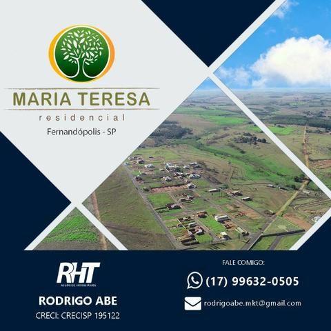 Vendo Lote no Res. Maria Teresa Fernandópolis - Sp - Foto 6