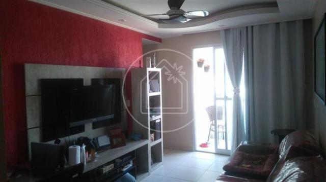 Apartamento à venda com 2 dormitórios em Tanque, Rio de janeiro cod:848291 - Foto 12