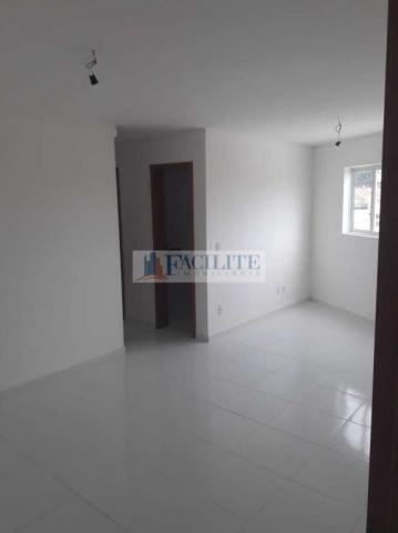 2837 - Apartamento para vender, Castelo Branco, João Pessoa, PB
