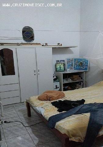 Casa Plana/Usada para Venda, Cascavel / CE, bairro Centro, 2 dormitórios, 1 banheiro - Foto 7