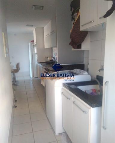 Apartamento à venda com 3 dormitórios em Paradiso, Serra cod:AP00158 - Foto 5
