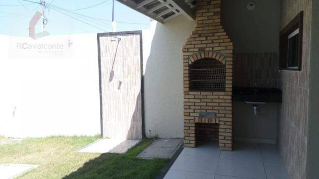 Casa residencial à venda, Cidade dos Funcionários, Fortaleza. - Foto 2