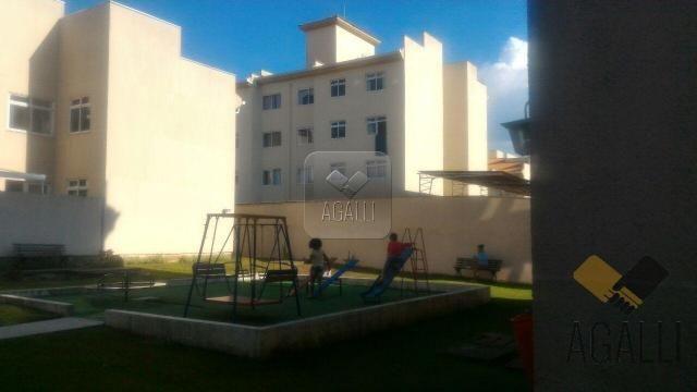 Apartamento à venda com 2 dormitórios em Sítio cercado, Curitiba cod:461-18 - Foto 2