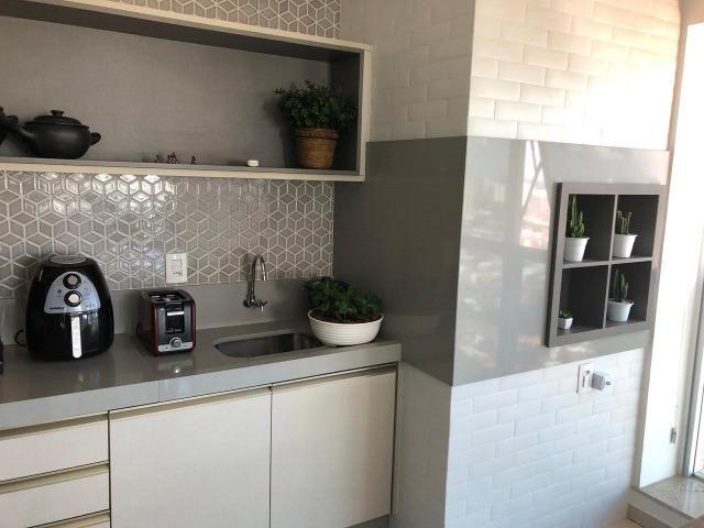 Apartamento Premiato Mobiliado Andar alto 3 vagas com deposito - Foto 11