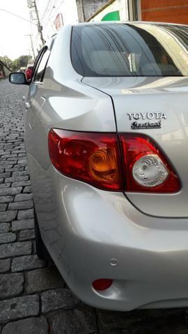 Corolla XEI - 2010 - Automático e Couro - Foto 19