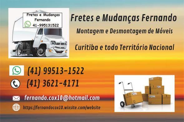 Montagem de Móveis Curitiba e Região -Whatts-41-99513-1522