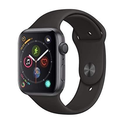 Apple watch S4 44mm preto lacrado