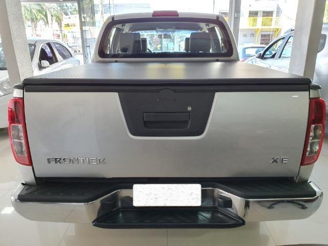 Nissan Frontier 2.5 XE 4x2 Diesel 2013 - Foto 6