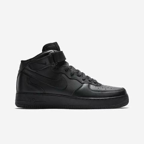 372b72a451 Tênis Nike Air Force preto c. alto - Roupas e calçados - Centro ...