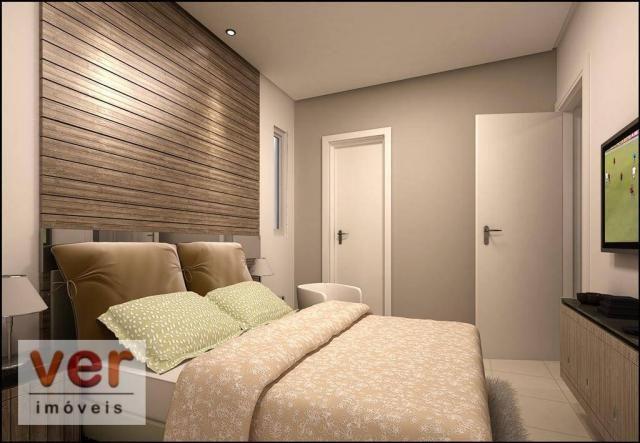Apartamento com 2 dormitórios à venda, 48 m² por R$ 197.930 - Parangaba - Fortaleza/CE - Foto 9