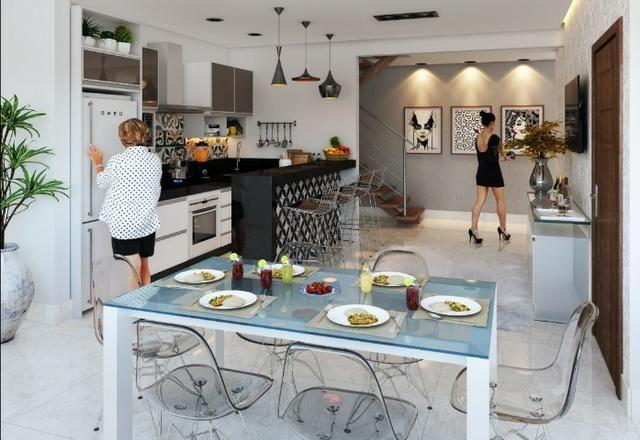 Apto Bairro Cidade Nova, 80 m², 2 qts/suite, Sac. gourmet, piso porc. 2 vgs. Valor 170 mil - Foto 7