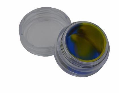 10 slick acrilico