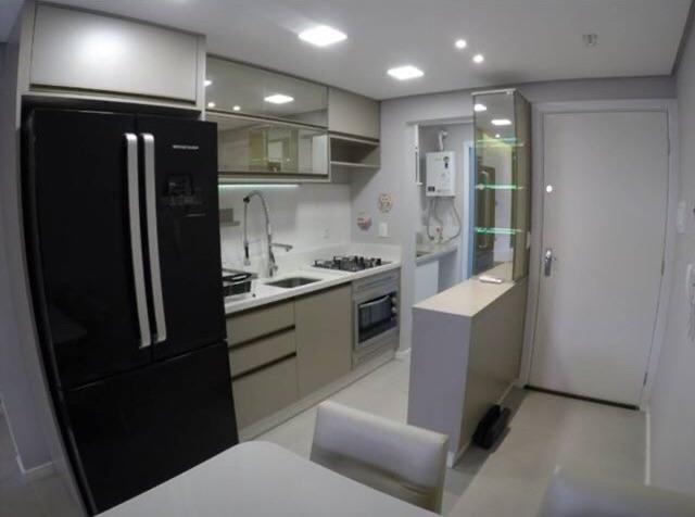 Alugo apartamento mobiliado no Vila verde - Foto 7