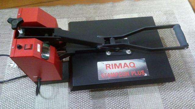 Máquina de Estampar Rimaq Plus - Foto 5