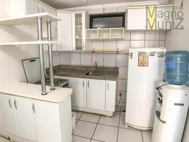 Apartamento com 2 dormitórios à venda por r$ 360.000 - praia de iracema - fortaleza/ce - Foto 12