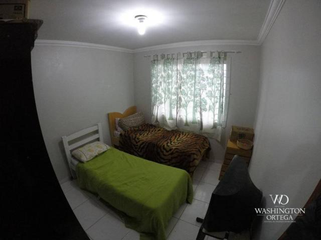 Sobrado com 3 dormitórios à venda, 84 m² por r$ 280.000 - costeira - são josé dos pinhais/ - Foto 6