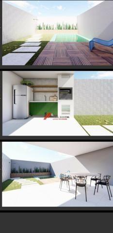 Casa de luxo em construção no Lagoa Santa com 04 quartos sendo ( 03 suítes) - Foto 2