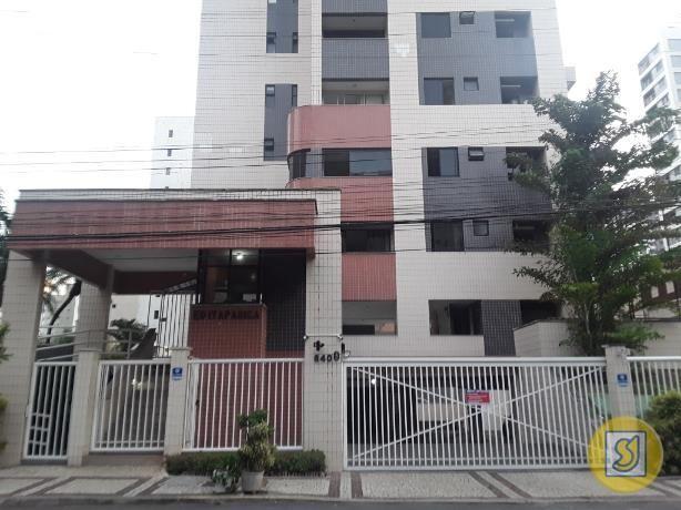 Apartamento para alugar com 3 dormitórios em Meireles, Fortaleza cod:27678 - Foto 2