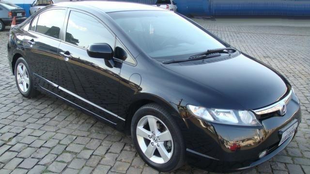 Honda Civic LXS 2008 completo automático 2º dono