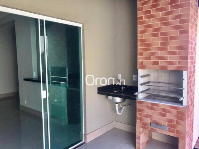 Sobrado à venda, 131 m² por r$ 440.000,00 - residencial center ville - goiânia/go - Foto 16