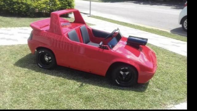 Mini carro Ferrari - Foto 5