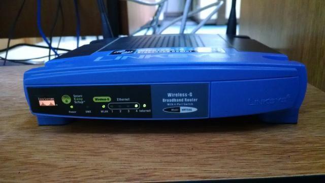 Roteador Wifi Linksys-Cisco - Foto 2