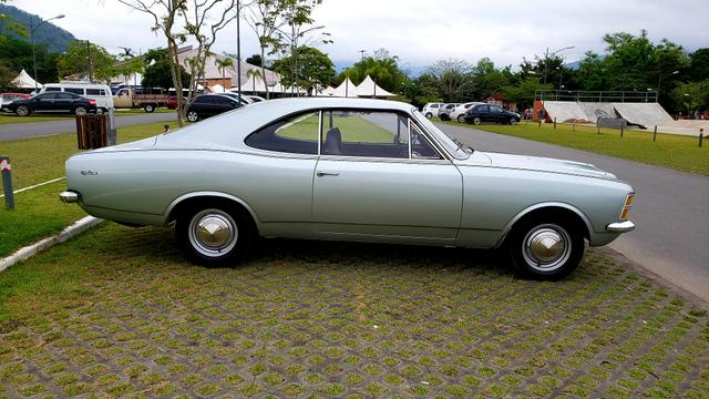 Opala coupé 1976 Segundo dono - Foto 6