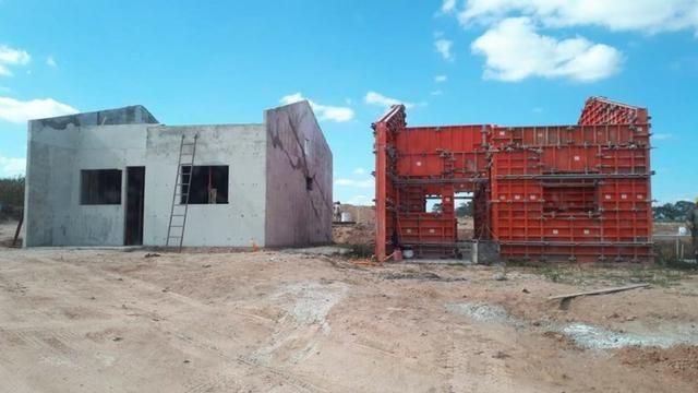 Casa no Luiz Gonzaga - 5 mil de sinal - 2 qts mensais de 399 reias de financiamento