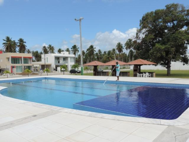 Lote 15x30, murado - Cond. Ilha da Lagoa - Massagueira