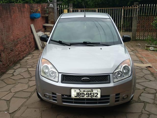 Fiesta Sedan Flex 2008 1.0 Usado - Foto 3