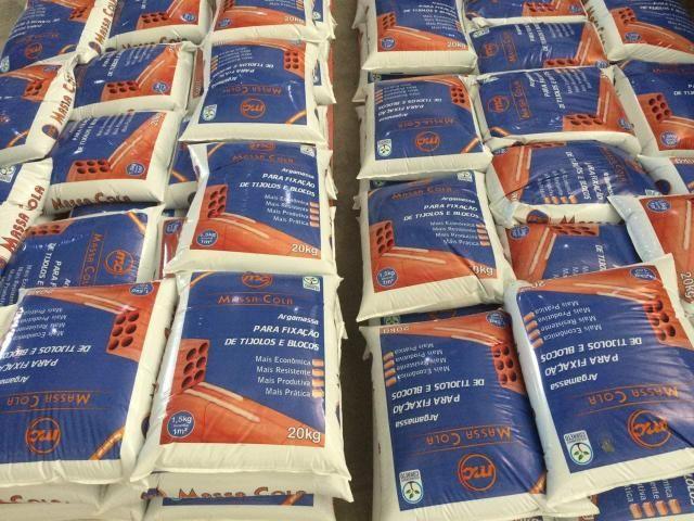 Vendo fábrica de argamassa polimérica - Foto 2
