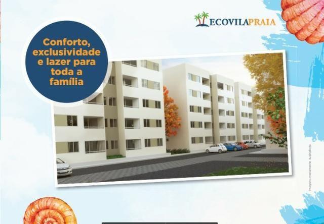 J/C- Ecovila Praia - Seu Cond. Club de Candeias Perfeito - Não deixe Passar Essa - Foto 3