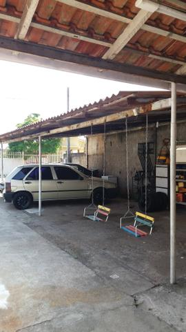 Sobrado em Pinhais vendo ou troco por casa térrea ou apartamento - Foto 4