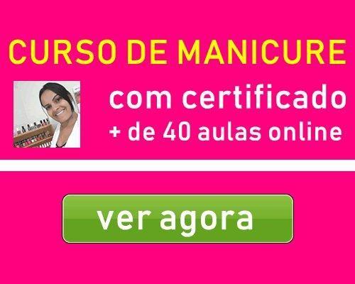 Curso online de manicure ou fibra de vidro com Faby Cardoso - Foto 2