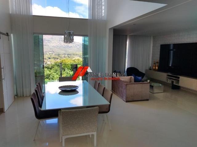 Casa de luxo com a melhor vista do cond Belvedere - Foto 7